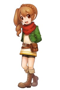 Harvest Moon | Heroine