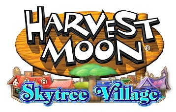 Harvest_Moon_Skytree_Village Logo
