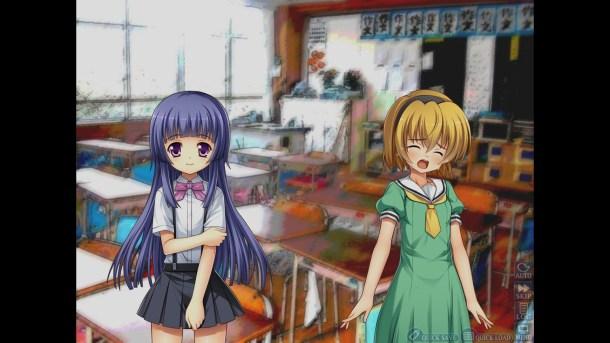 Higurashi When They Cry Ch 1 | Rika and Satoko