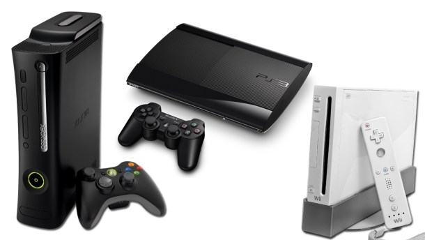 Last Gen Game Consoles