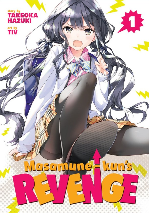 Masamune-kun no Revenge | Vol. 1 Cover