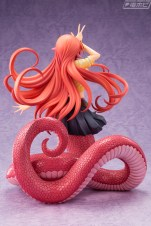 Monster Musume Miia figure back