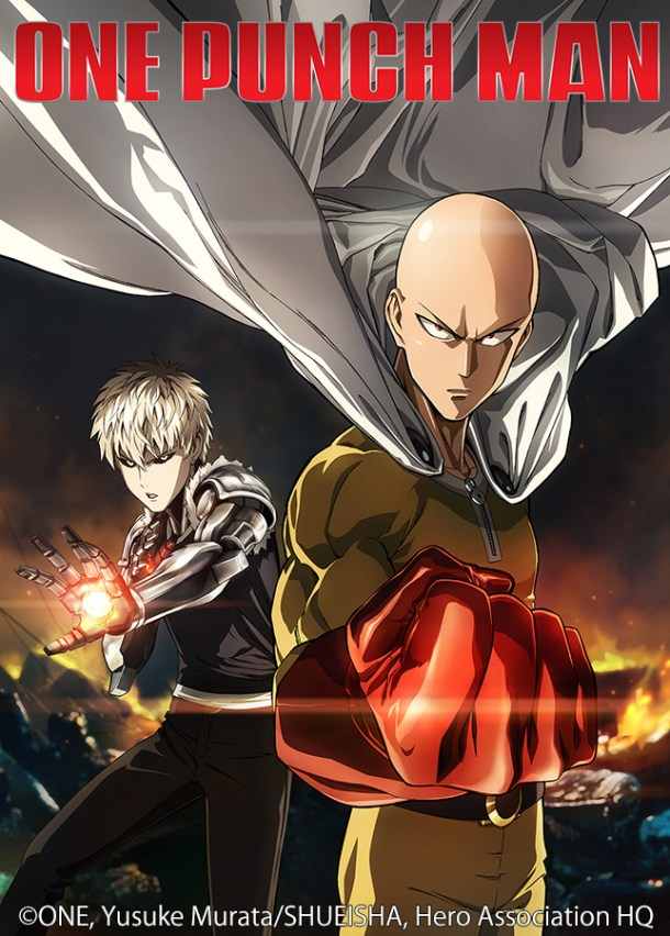 One Punch Man | Key Art