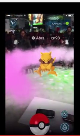 Pokémon Go | Abra