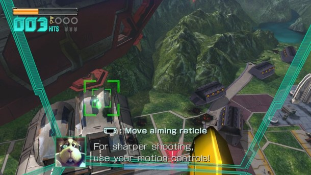 Star Fox Zero | Motion Controls