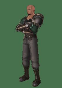 Sword Art Online: Hollow Realization | Agil 2