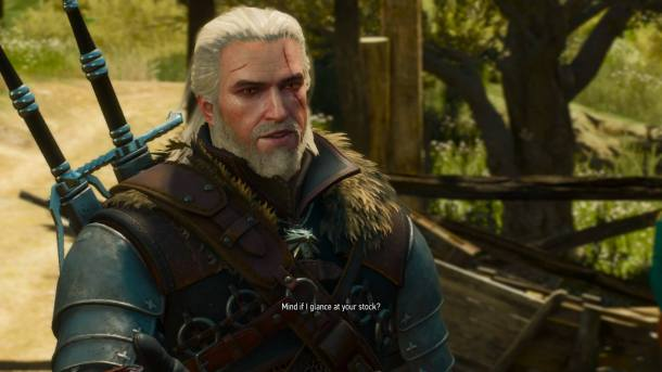 The Witcher 3 Blood and Wine | Grandmaster Gear