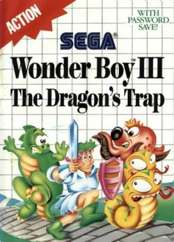 Wonder Boy original