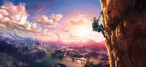Zelda Wii U Artwork | oprainfall