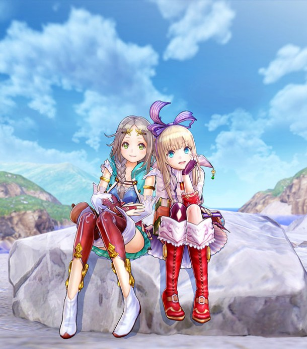 Atelier Firis | oprainfall