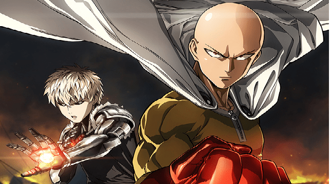 One-Punch Man | featured