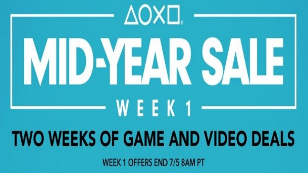 psn mid year sale