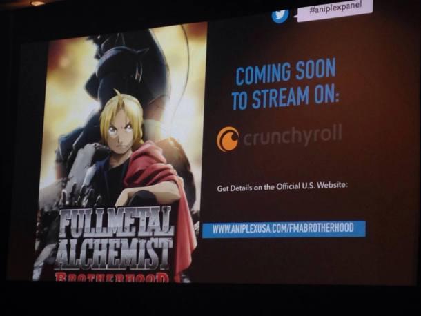 Full Metal Alchemist Brotherhood |crunchyroll