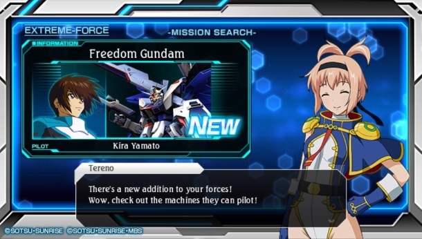 Gundam Extreme VS Force | Kira