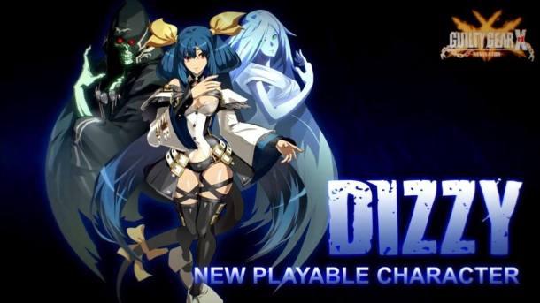 Guilty Gear Revelator Dizzy