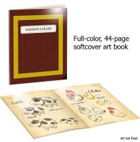 HARVEST MOON SKYTREE VILLAGE LIMITED EDITION artbook