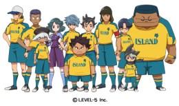 Inazuma Eleven Team Asset