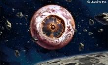 Megaton Musashi - Donut Earth