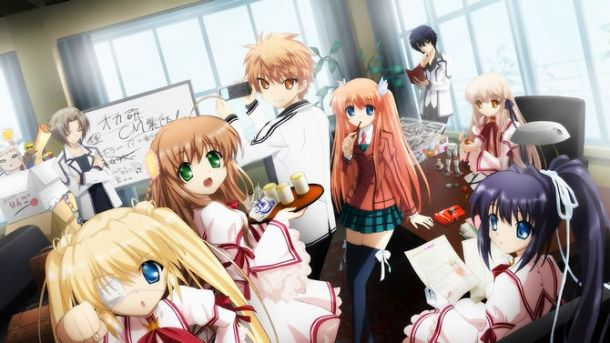 Rewrite | Summer 2016 Anime