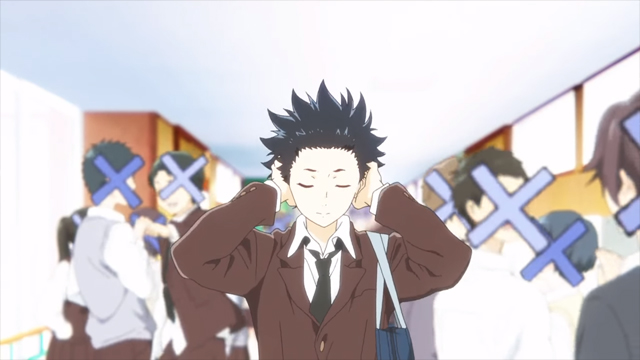 Image result for a silent voice ishida