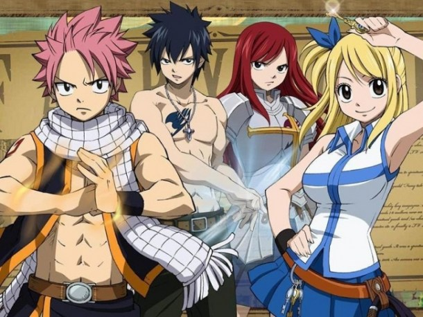 Fairy Tail Author
