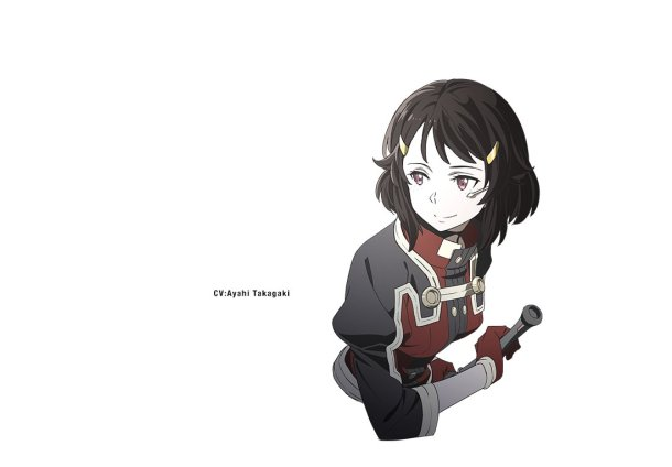 Sword Art Online: Ordinal Scale | Lisbeth