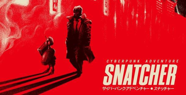 Snatcher | banner