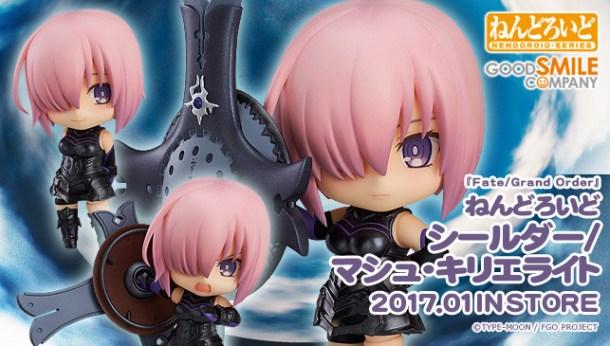 Fate/Grand Order | Mashu Kyrielite GSC