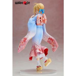 Fate/stay night | Saber Kimono Figure 3