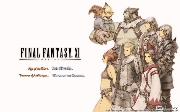 Final Fantasy XI Countdown Image