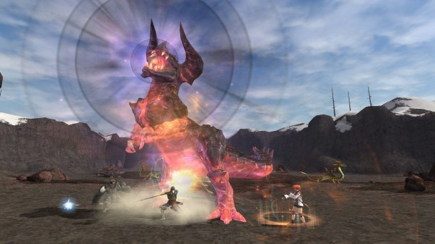 Final Fantasy XI Countdown Screenshot 2