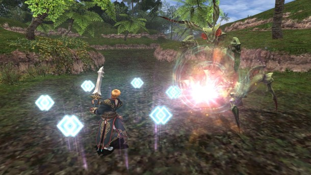 Final Fantasy XI Countdown Screenshot