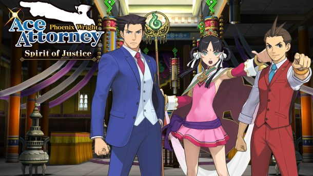 Nintendo Download | Phoenix Wright SoJ