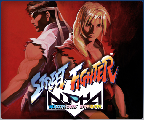 Nintendo Download | Street Fighter Alpha
