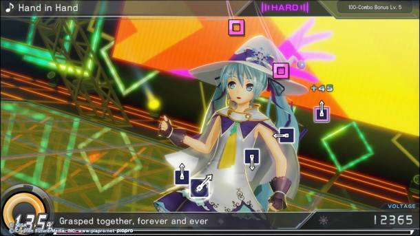 Project Diva X | Song