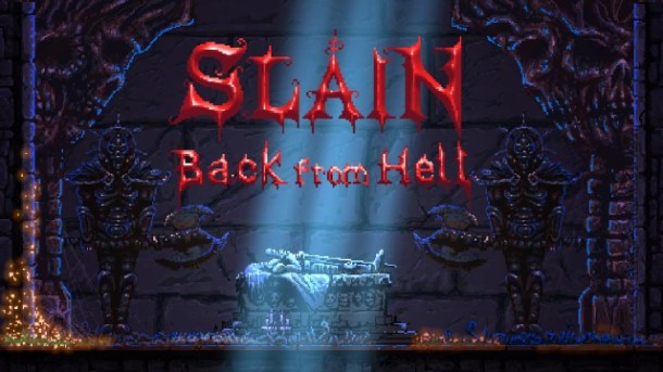 Slain Featured