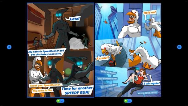 Speedrunners | Story Mode Excerpt