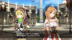 Sword Art Online Hollow Realization (13)
