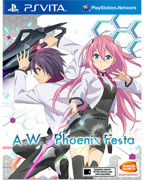 Astersik War Phoenix Festa | Cover