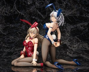 God Eater | Alisa and Ciel Bunny Ver.