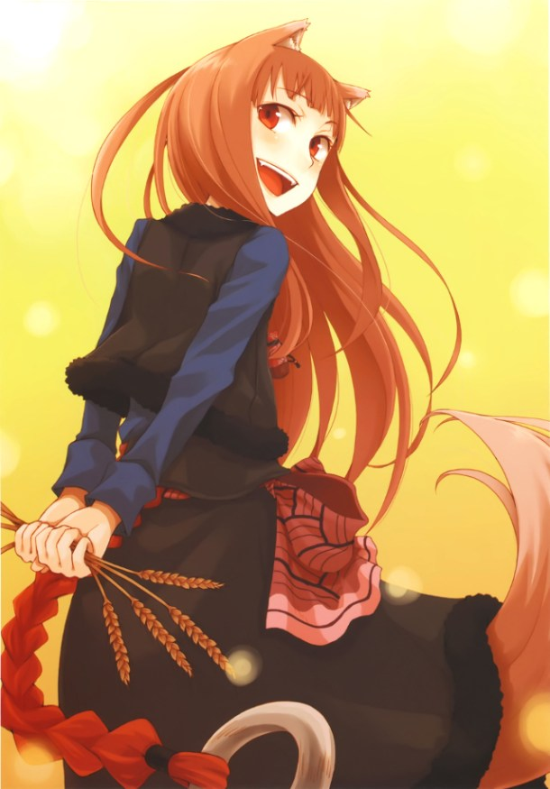 Spice and Wolf | Holo