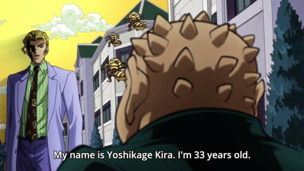 Kira | menacing