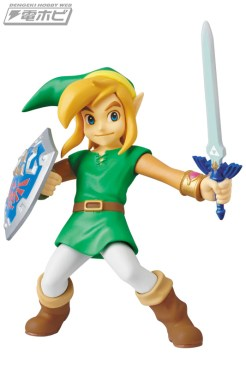 A Link Between Worlds Link Figure