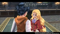 Trails of Cold Steel II | Rean and Princess Alfin
