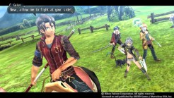 Trails of Cold Steel II | Gaius