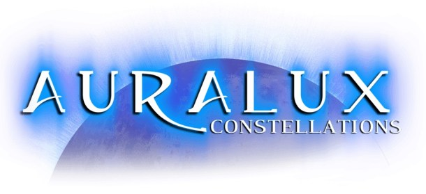Auralux: Constellations | Logo