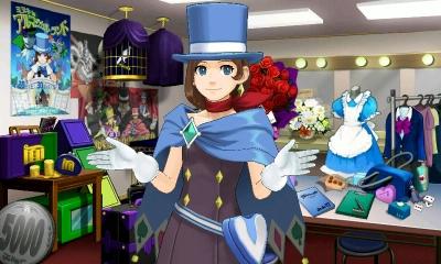 Spirit of Justice   Dressing Room