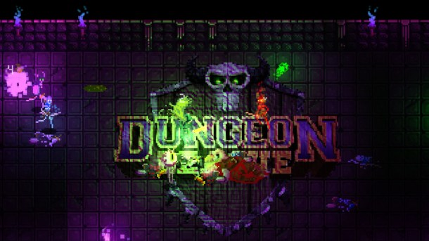 Dungeon League | Logo