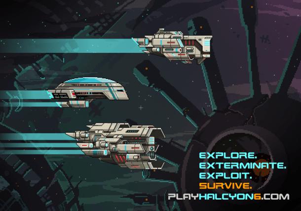 Halycon 6: Starbase Commander