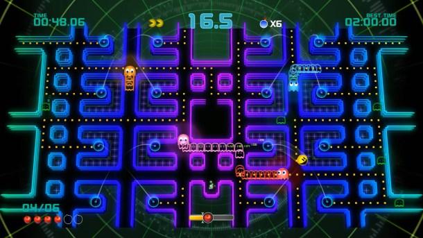 Pac-Man Championship Edition 2 | Jump pads